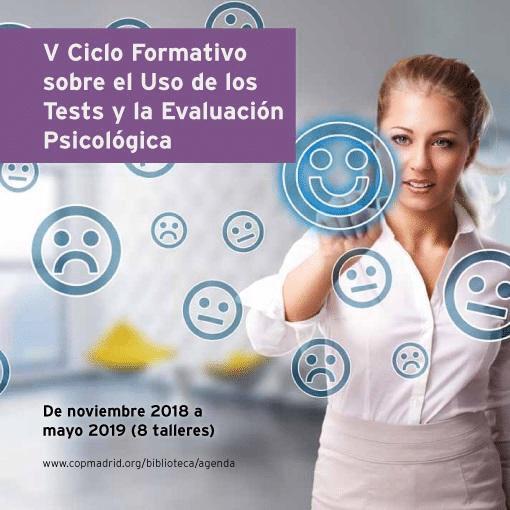 V Ciclo Formativo Del Colegio Oficial De Psicólogos De Madrid